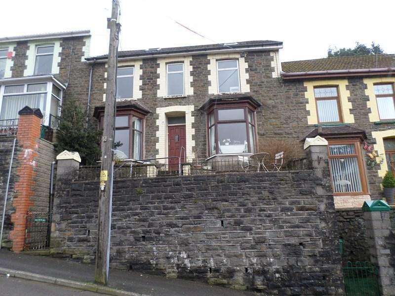 3 Bedrooms Terraced House for sale in Llanwonno Road, Stanleytown, Ferndale