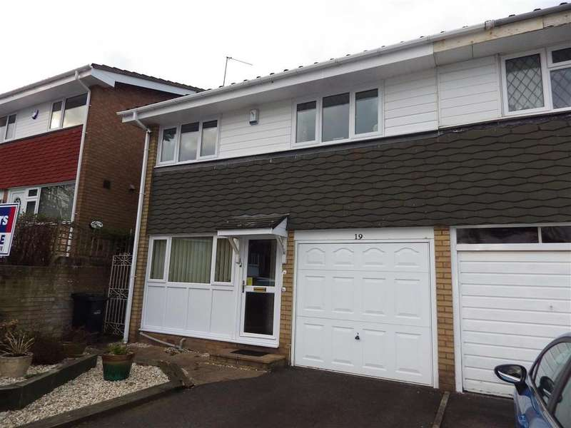 4 Bedrooms Semi Detached House for sale in Romsley Close, Halesowen