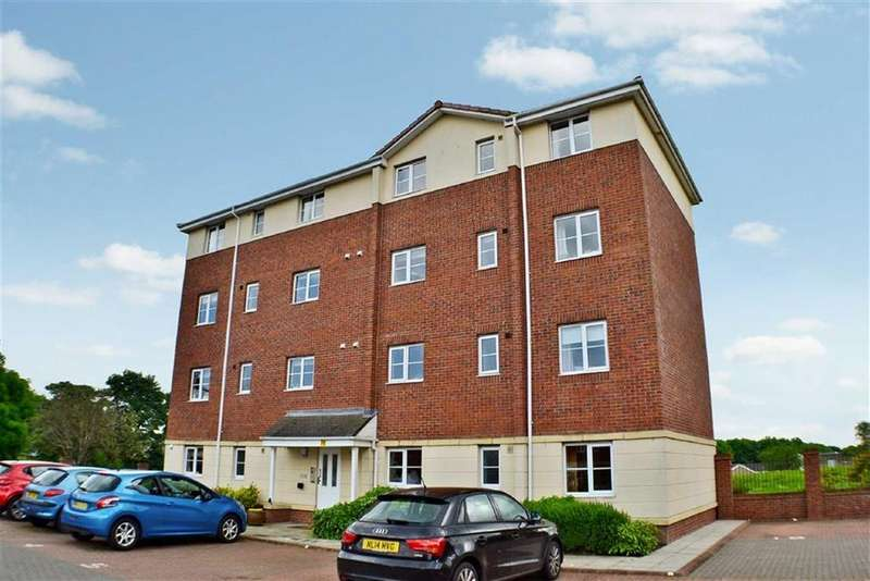 2 Bedrooms Flat for rent in Regency Apartments, Killingworth