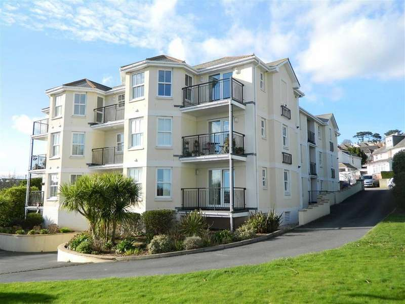 2 Bedrooms Apartment Flat for sale in Andrea Court, Yannon Drive, Teignmouth, Devon, TQ14