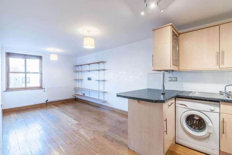 1 Bedroom Flat for sale in Temple Street, E2
