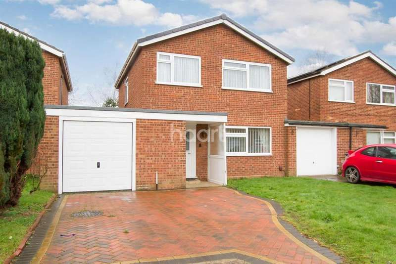 3 Bedrooms Detached House for sale in Robin Mead