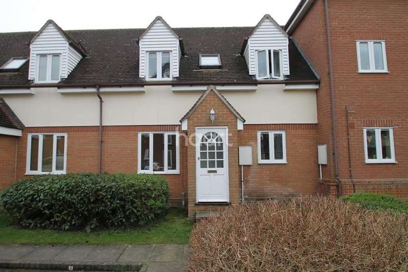 2 Bedrooms Terraced House for sale in Melba Court, Writtle