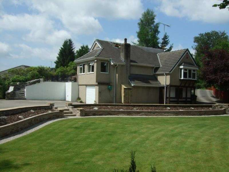 4 Bedrooms Detached House for sale in High Beeches, Newby Bridge, Ulverston, Cumbria, LA12 8NL
