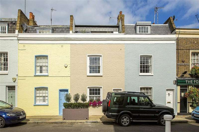 4 Bedrooms Terraced House for sale in Billing Road, London, SW10