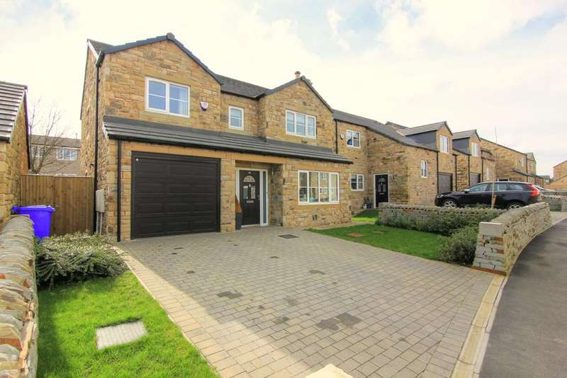 4 Bedrooms Detached House for sale in 14 Hepworth Way, Skipton,