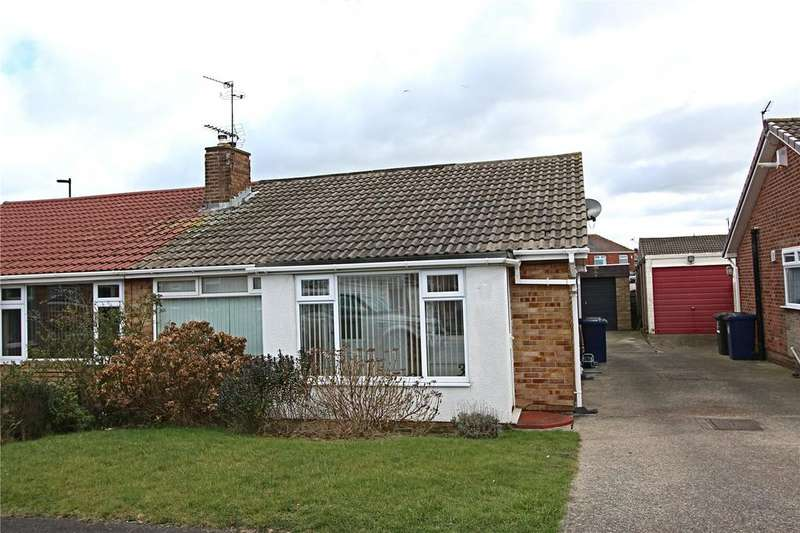 2 Bedrooms Semi Detached Bungalow for sale in Cleveland View, Marske-by-the-Sea