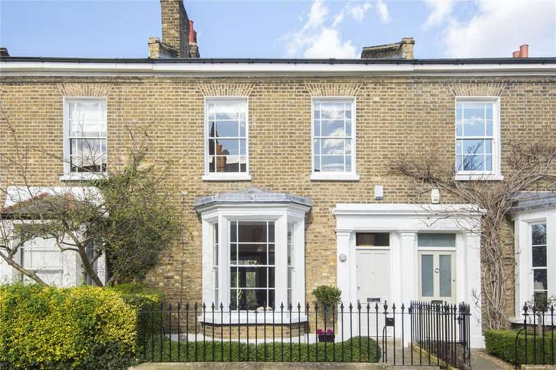 3 Bedrooms House for sale in Lavender Grove, London, E8