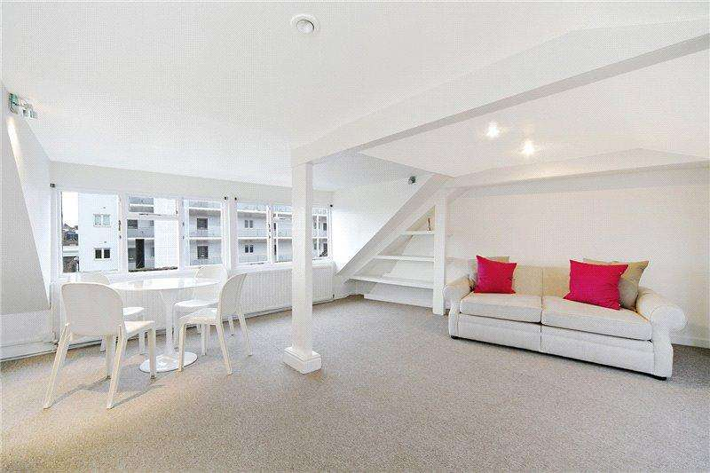 2 Bedrooms Flat for sale in Hereford Road, London, W2