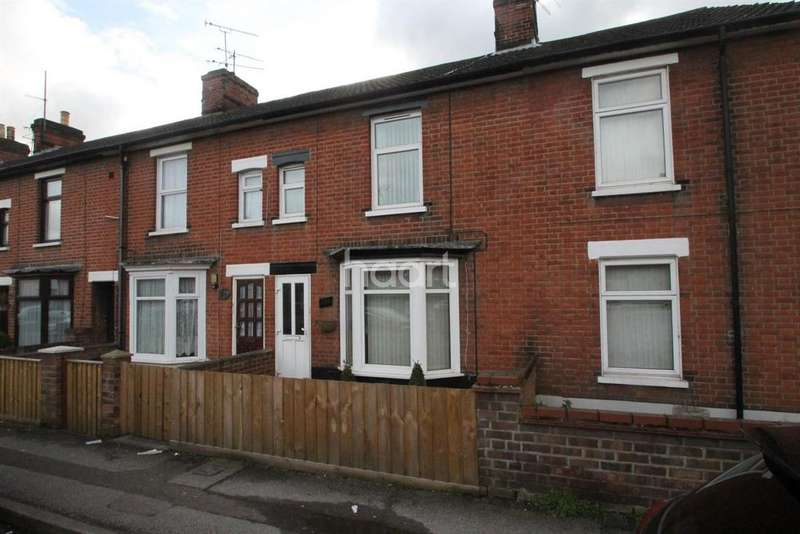 3 Bedrooms Terraced House for sale in Bramford lane, Ipswich