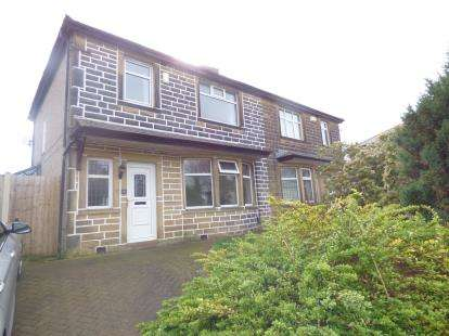 3 Bedrooms Semi Detached House for sale in Rosehill Avenue, Burnley, Lancashire