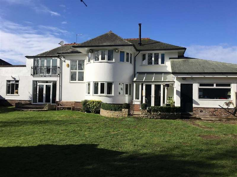 4 Bedrooms Detached House for sale in Sackville Road, Windle, St Helens, WA10