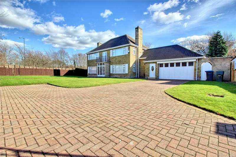 4 Bedrooms Detached House for sale in Low Lane, Brookfield