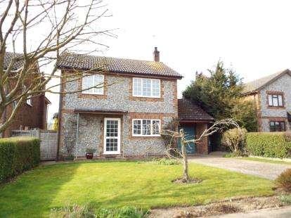 3 Bedrooms Detached House for sale in Langham, Holt, Norfolk