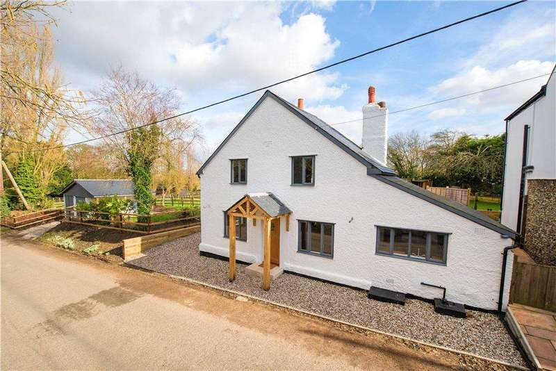 4 Bedrooms Detached House for sale in Redhill, Rushden, Buntingford, Hertfordshire