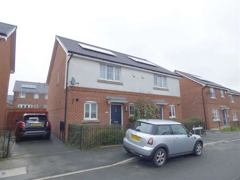 3 Bedrooms Property for sale in Alvingham Avenue, Hathershaw, Oldham, OL8