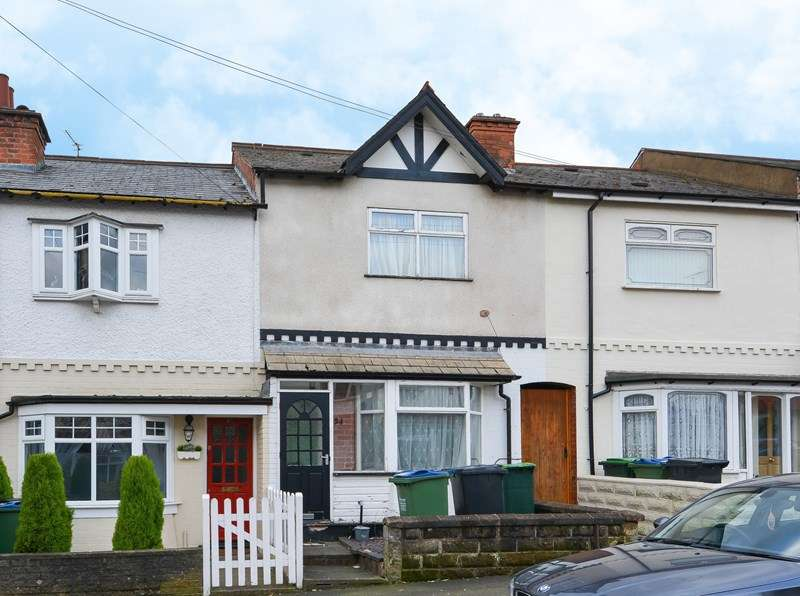 2 Bedrooms Terraced House for sale in Richmond Road, Bearwood