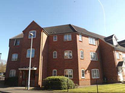 2 Bedrooms Flat for sale in Ashwood Close, Oldbury, West Midlands