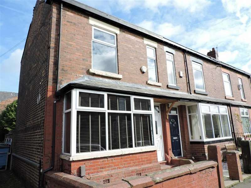 2 Bedrooms Property for sale in Henderson Street, Levenshulme, Manchester
