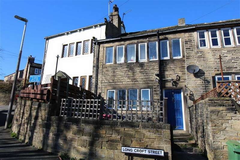 2 Bedrooms Property for sale in Longcroft Street, Golcar, Huddersfield