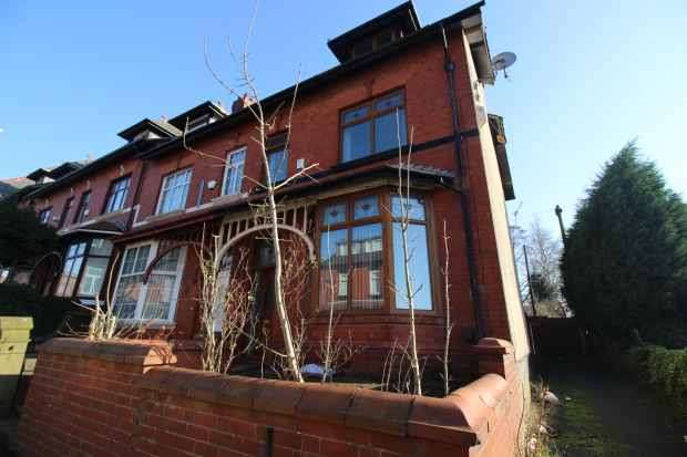 4 Bedrooms Property for sale in Werneth Hall Road, Oldham, Lancashire, OL8 4BG