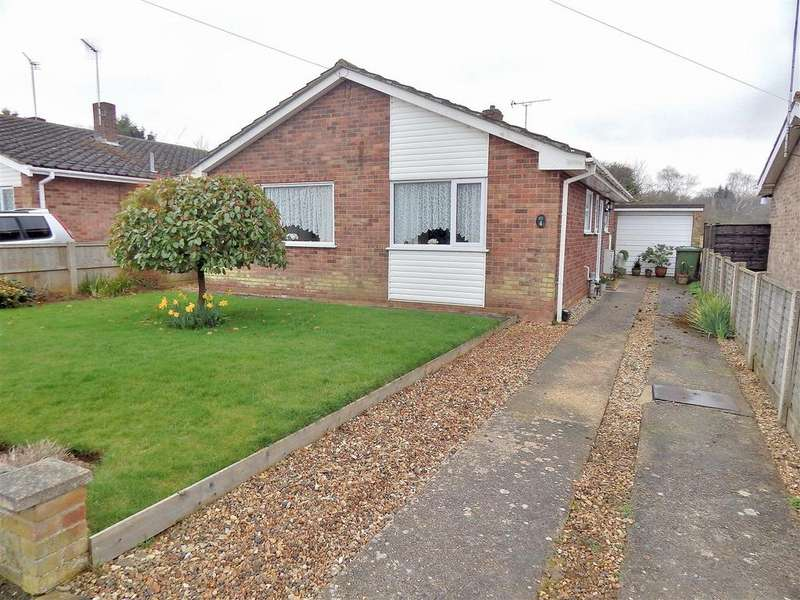 2 Bedrooms Detached Bungalow for sale in Prince Andrew Drive, Dersingham, King's Lynn