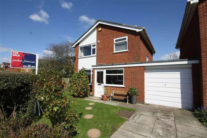 3 Bedrooms Link Detached House for sale in Firtree Avenue, Sale
