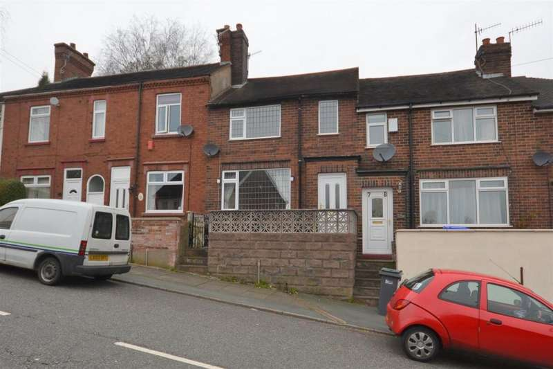 2 Bedrooms Town House for sale in Honeywall, Penkhull, Stoke-On-Trent