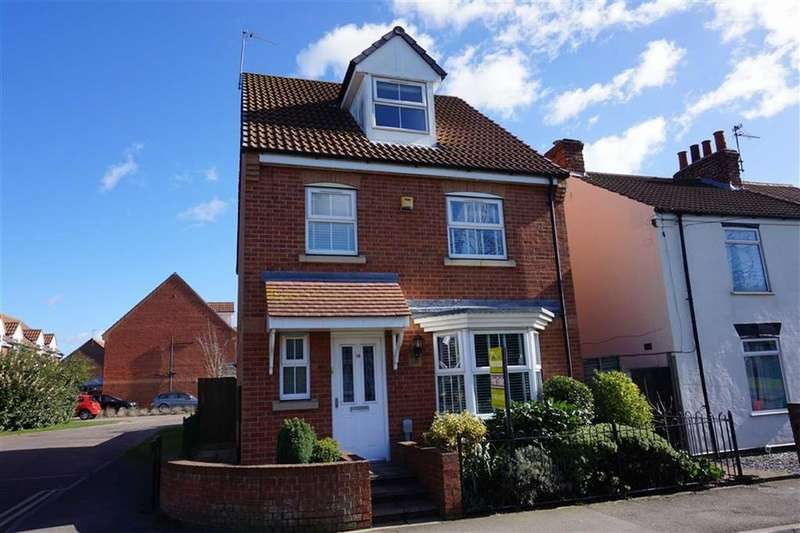 4 Bedrooms Detached House for sale in First Lane, Hessle, Hessle, HU13