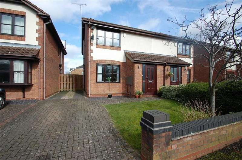 3 Bedrooms Semi Detached House for sale in Hazel Road, Cheadle Hulme, Cheshire