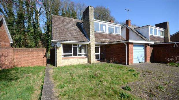 3 Bedrooms Detached House for sale in Chauntry Road, Maidenhead