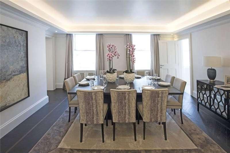 4 Bedrooms Flat for sale in Fitzhardinge Street, Marylebone, London, W1H