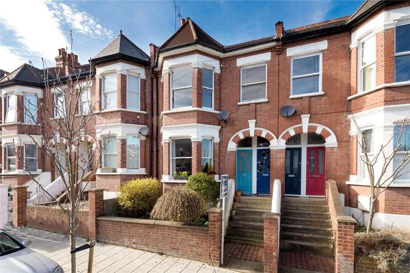 2 Bedrooms Maisonette Flat for sale in Casewick Road, West Norwood, London, SE27