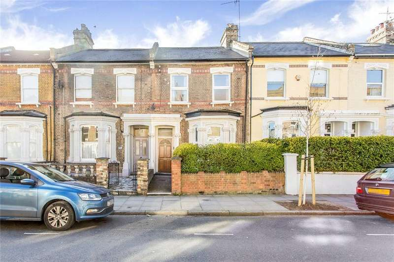 3 Bedrooms Terraced House for sale in St Thomas's Road, London, N4
