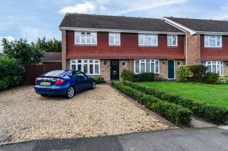 3 Bedrooms End Of Terrace House for sale in The Drive, Sidcup, DA14 4HQ