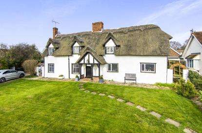 4 Bedrooms Detached House for sale in Felsted, Dunmow, Essex