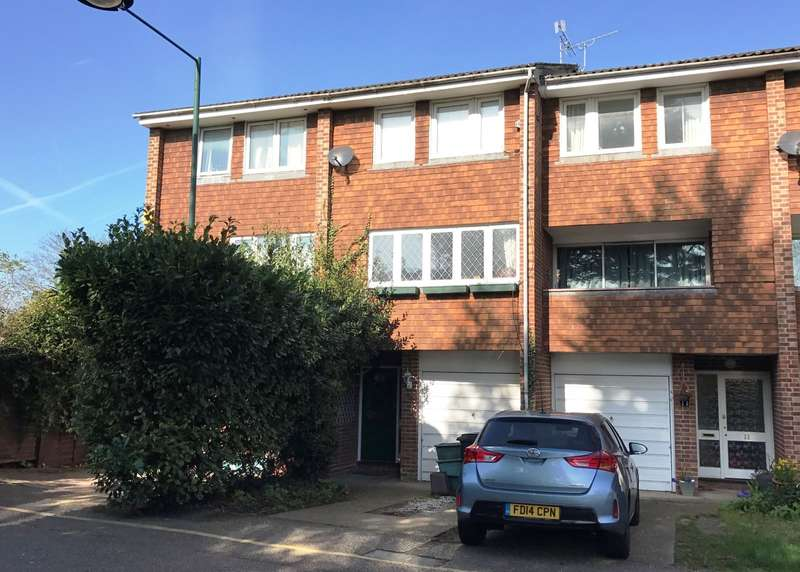 4 Bedrooms Terraced House for sale in Kingston Upon Thames