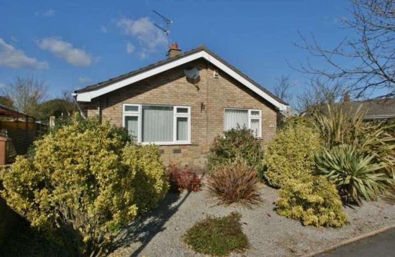 3 Bedrooms Detached Bungalow for sale in Millard Close, North Walsham