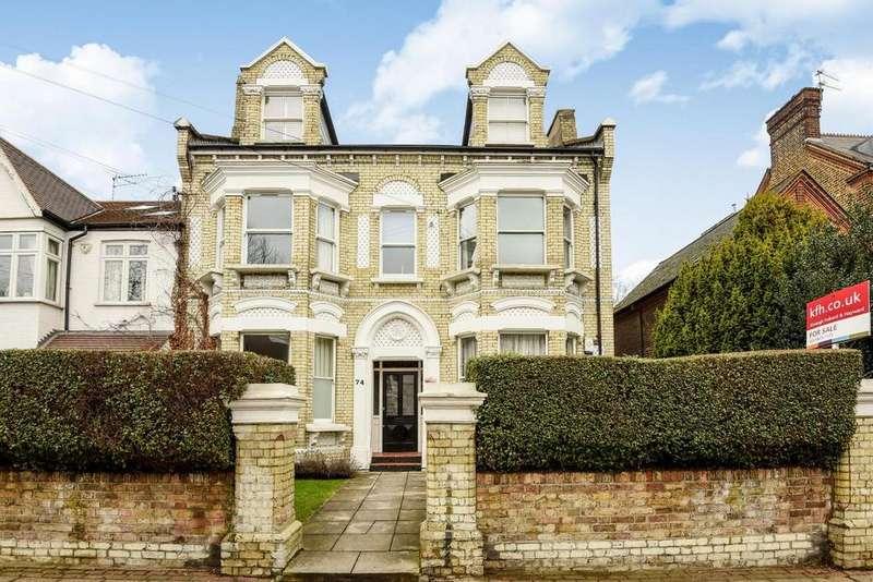 1 Bedroom Maisonette Flat for sale in Balham Park Road, Balham, SW12