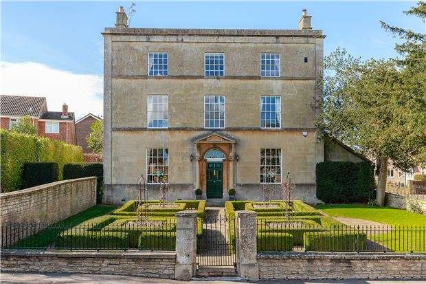 5 Bedrooms Detached House for sale in Semington, NR BATH