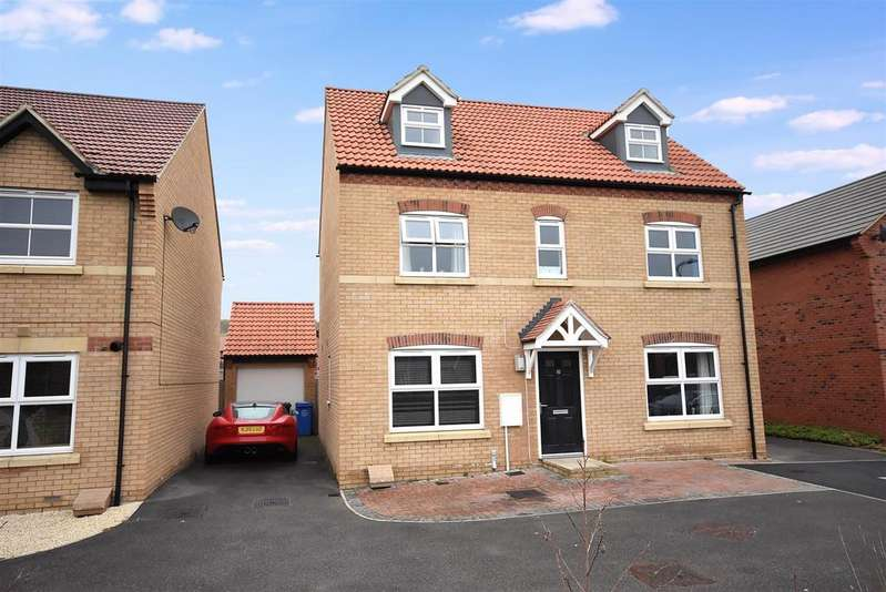 5 Bedrooms Detached House for sale in Slipton Road, Burton Latimer, Kettering