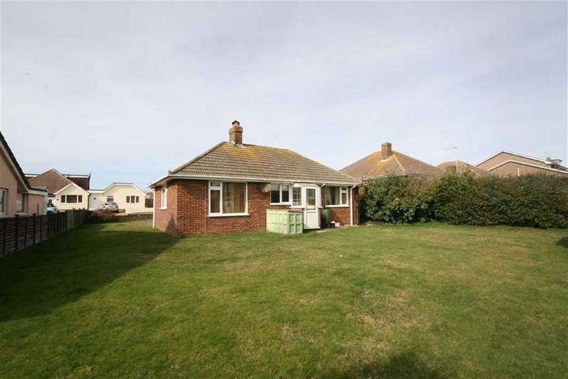 2 Bedrooms Detached Bungalow for sale in Malines Avenue, Peacehaven