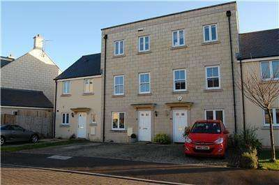 4 Bedrooms Town House for sale in Orchid Drive, Bath, Somerset