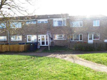 3 Bedrooms Terraced House for sale in Norfolk Road, Huntingdon, Cambridgeshire