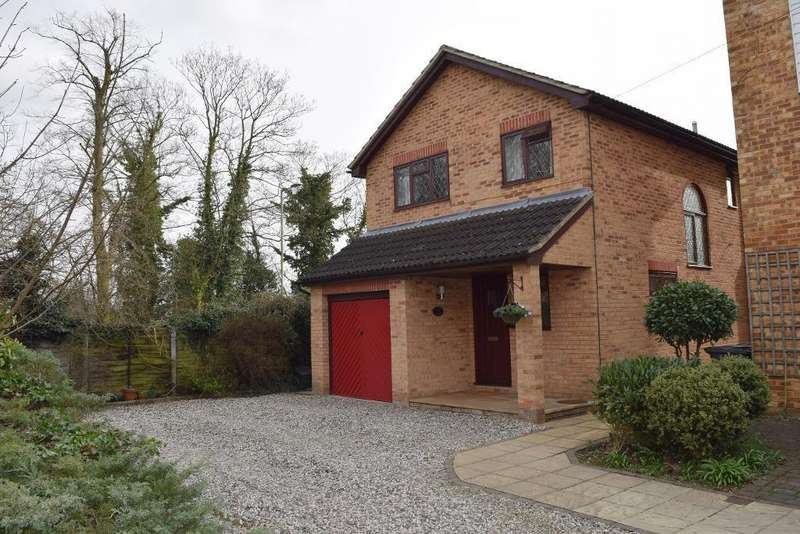 4 Bedrooms Detached House for sale in Oxcroft, Bishops Stortford, Herts, CM23 4AE