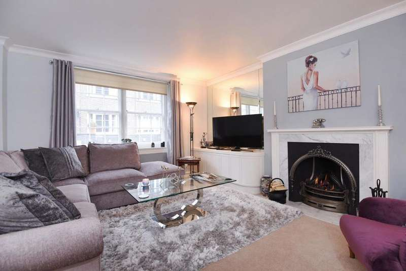 4 Bedrooms Mews House for sale in Bryanston Mews West, Marylebone, W1H