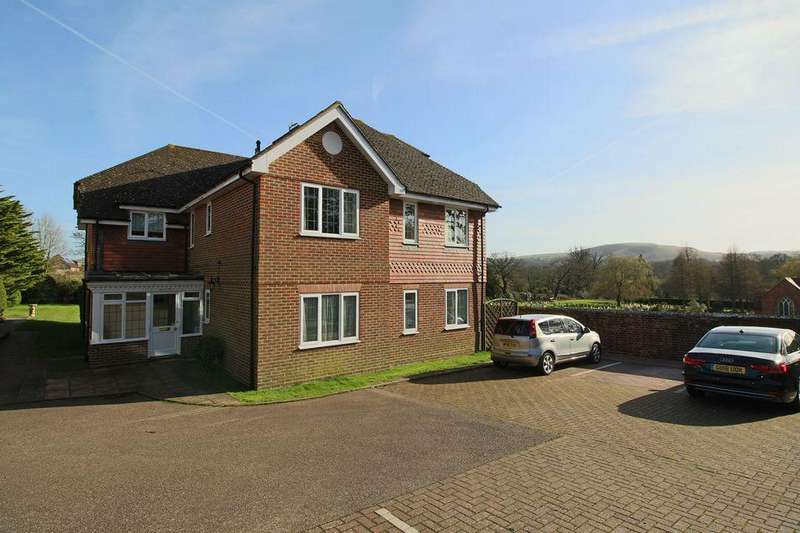 1 Bedroom Flat for sale in 3 Downs View, South Avenue, Hurstpierpoint, West Sussex.