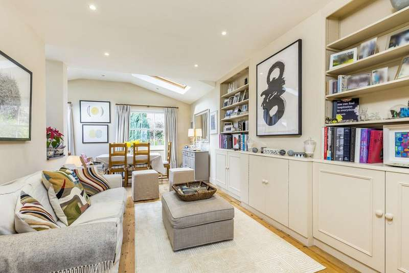 2 Bedrooms Terraced House for sale in Sulgrave Road, London, W6