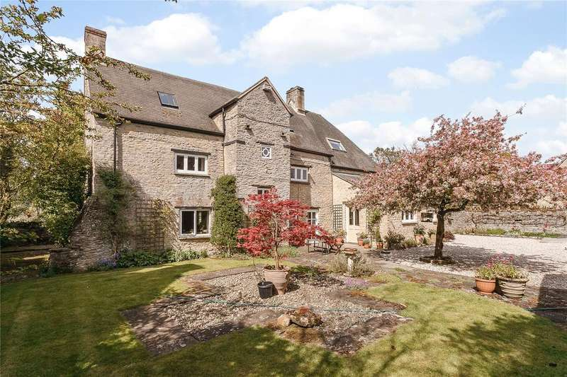 4 Bedrooms Detached House for sale in Middletown, Hailey, Witney, Oxfordshire