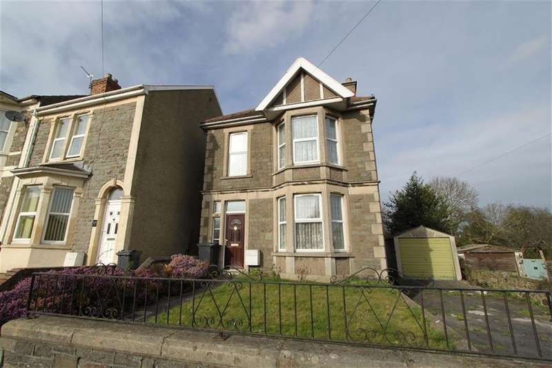 3 Bedrooms Detached House for sale in Hill Street, Kingswood, Bristol